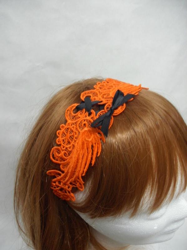 bandeau chocker orange par amd a coudre (3)