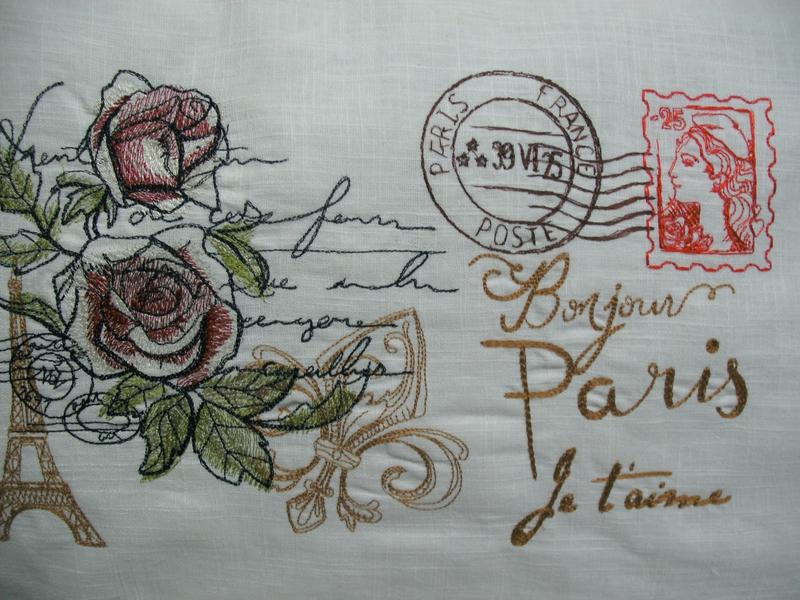 coussin carte postale paris par amd a coudre (5)