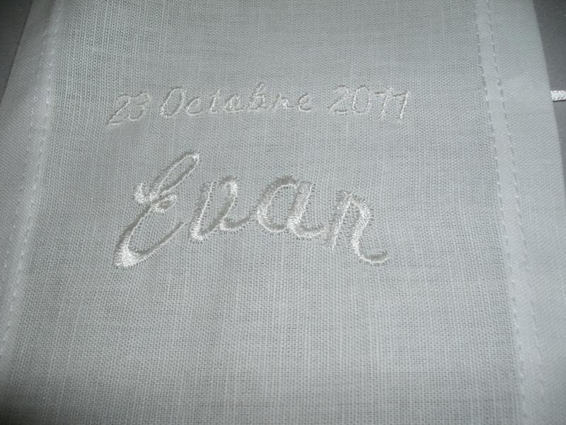 ECHARPE DE BAPTEME EVAN OCTOBRE 2014 PAR AMD A COUDRE (4)