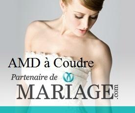 AMD A COUDRE PARTENAIRE DE MARIAGE