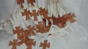 Bapteme, communion by amd a coudre