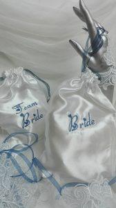 sac pochon pour la mariee bride amd a coudre