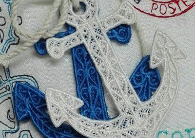 coussin porte alliances personnalisé thème marin amd a coudre (7)