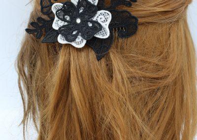 peigne dentelle noire et blanche amd a coudre (1)